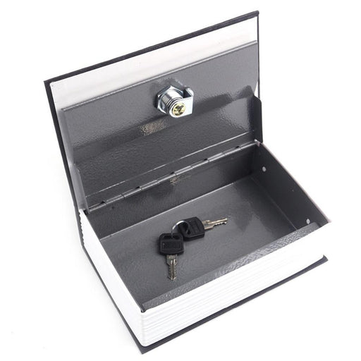 Security Simulation Dictionary Book Hidden Safes Case Home Cash Money Jewelry Locker Secret Safe-Safes-LGuan Store-Black-EpicWorldStore.com