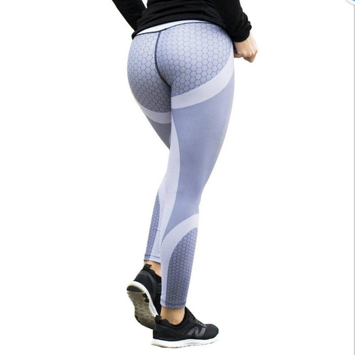 695515f41fe2e Sexy Push Up Shaping Hip Yoga Pants Women Fitness Tights Workout Gym  Running Bottom Slim Low