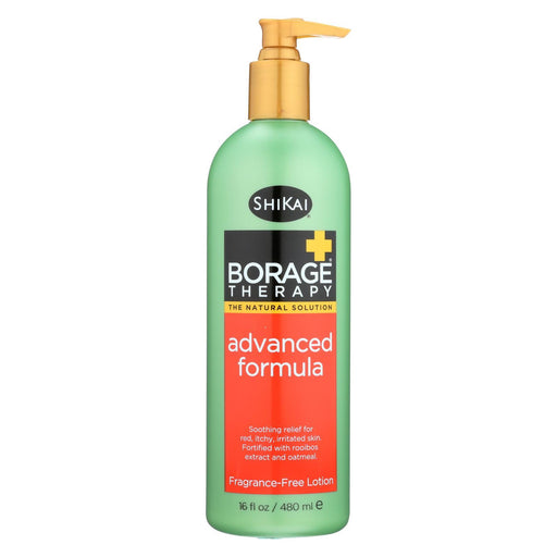Shikai Products Borage Therapy Advanced Formula Lotion - 16 Fl Oz.-Eco-Friendly Home & Grocery-Shikai Products-EpicWorldStore.com