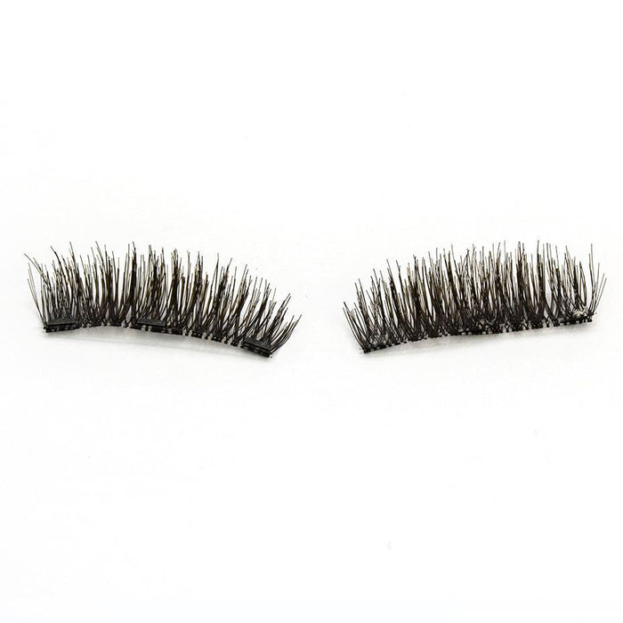 Shozy Magnetic Eyelashes With 3 Magnets Handmade 3D/6D Magnet Lashes Natural False Eyelashes-Beauty Essentials-Yiwu Shuozi Trade Co., Ltd.-52HB-3-EpicWorldStore.com