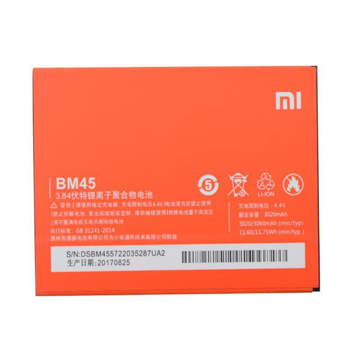 Siyaa Original Bm45 Mobile Phone Battery For Xiaomi Redmi Note 2 Hongmi Note2 Replacement-Mobile Phone Parts-SIYAA OfficialFlagship Store-EpicWorldStore.com