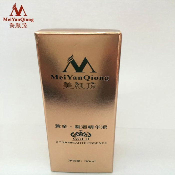 Skin Care Pure 24K Gold Essence Day Cream Anti Wrinkle Face Care Anti Aging Collagen Whitening-Beauty Essentials-MeiYanQiong Official Store-EpicWorldStore.com