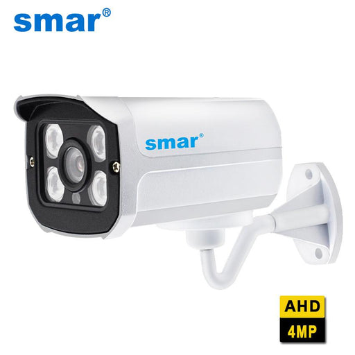 Smar Super Cctv Hd 2560*1440 4Mp Ahd Camera Outdoor Waterproof Security Video Surveillance Camera-smar Official Store-PAL-2.8mm-EpicWorldStore.com