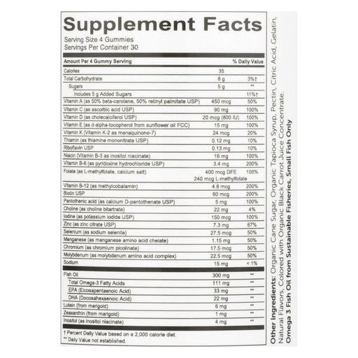 Smartypants Gummy Multivitamin -Teen Girl Complete - 120 Count-Eco-Friendly Home & Grocery-Smartypants-EpicWorldStore.com