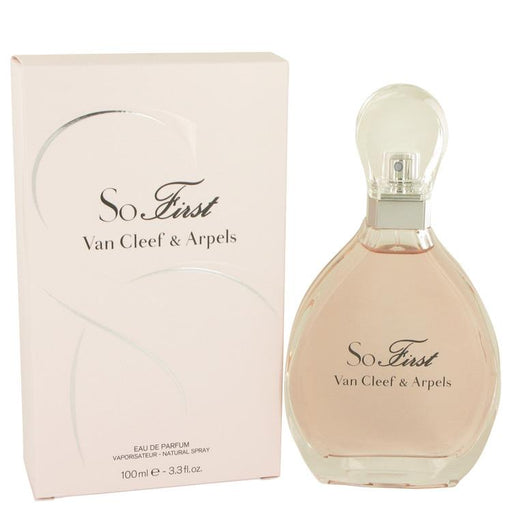 So First By Van Cleef & Arpels Eau De Parfum Spray 3.3 Oz For Women-Beauty & Fragrance-Van Cleef & Arpels-EpicWorldStore.com