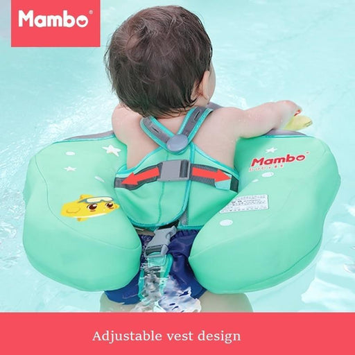 Solid Baby Swimming Ring Floating Children Waist No Need Inflatable Floats Swimming Pool Toy For-Accessories-AIBABABY Store-pink-EpicWorldStore.com