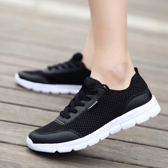 newest 9e869 5ee6e Sollomensi Hot Sale Running Shoes For Men Lace-Up Athletic Trainers  Zapatillas Sports Male Shoes