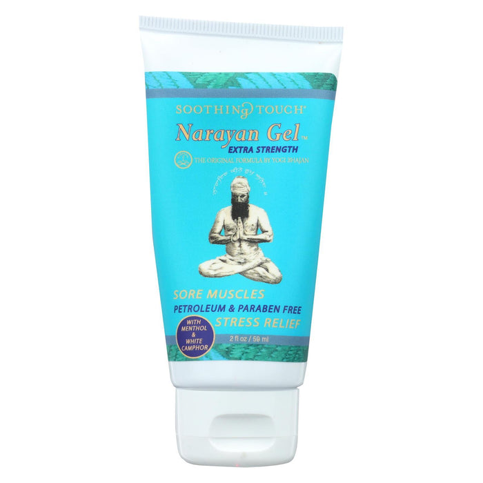 Soothing Touch Narayan Gel - Extra Strength - Case Of 6 - 2 Fl Oz.-Eco-Friendly Home & Grocery-Soothing Touch-EpicWorldStore.com