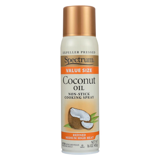 Spectrum Naturals Coconut Spray Oil - Case Of 6 - 16 Oz.-Eco-Friendly Home & Grocery-Spectrum Naturals-EpicWorldStore.com
