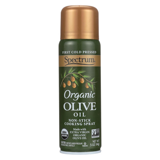 Spectrum Naturals Organic Extra Virgin Olive Spray Oil - Case Of 6 - 5 Fl Oz.-Eco-Friendly Home & Grocery-Spectrum Naturals-EpicWorldStore.com