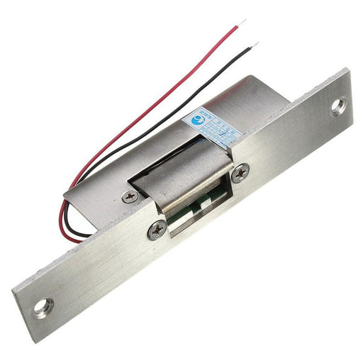 Stainless Door 12V Dc Fail Safe No Narrow-Type Door Electric Strike Lock For Access Control Power-Be in control Store-EpicWorldStore.com