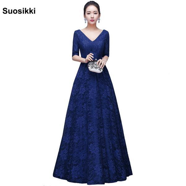 Suosikki Special Occasion Elegant Mother Of The Bride Dresses Long ...