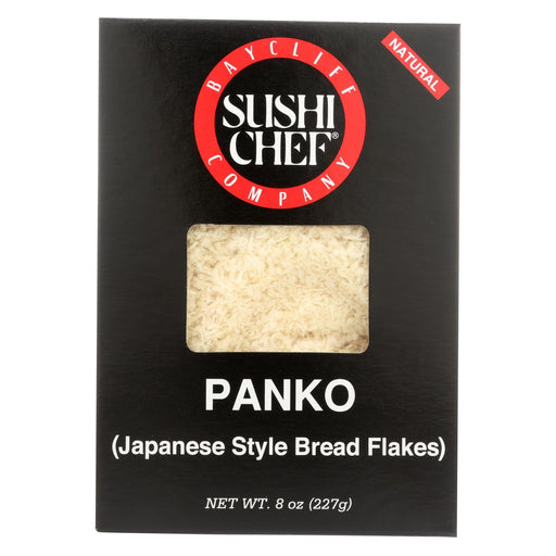 Sushi Chef Japanese Bread Flakes Panko - Case Of 6 - 8 Oz.-Eco-Friendly Home & Grocery-Sushi Chef-EpicWorldStore.com