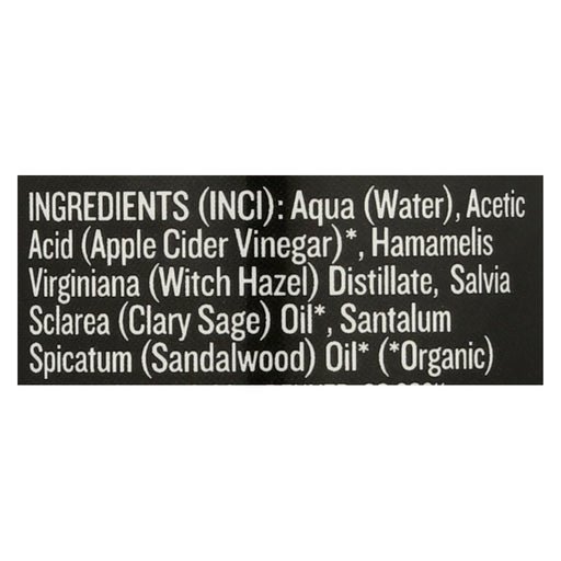 S.W. Basics - 5 Ingredients Toner - 4 Fl Oz.-Eco-Friendly Home & Grocery-S.w. Basics-EpicWorldStore.com