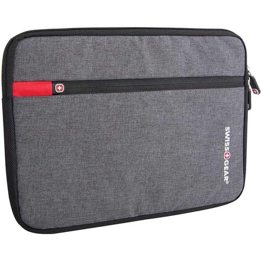 "Swissgear Carrying Case (Sleeve) For 12"" Tablet - Charcoal-Computers & Electronics-Wenger, North America-EpicWorldStore.com"