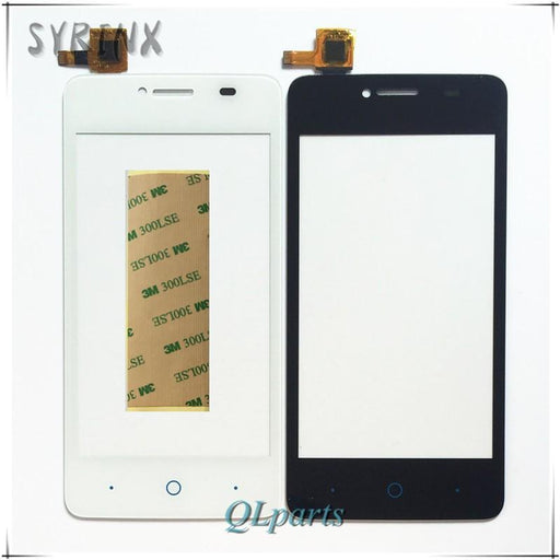 Syrinx With Tape Touchscreen Sensor For Zte Blade Af3 T221 A5 A5 Pro Touch Screen Glass Digitizer-Mobile Phone Parts-BuQianParts-White-EpicWorldStore.com