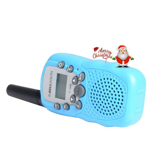 T388 Children Radio Toy Walkie Talkie Kids Radio Uhf Two Way Radio T-388 Childrens Walkie Talkie-Communication Equipments-Pofung Radio Online Store-Blue-EpicWorldStore.com