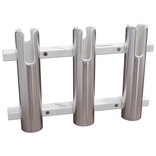 Taco Aluminum-Poly 3-Rod Rack Holder-Marine Products-Taco Marine-EpicWorldStore.com