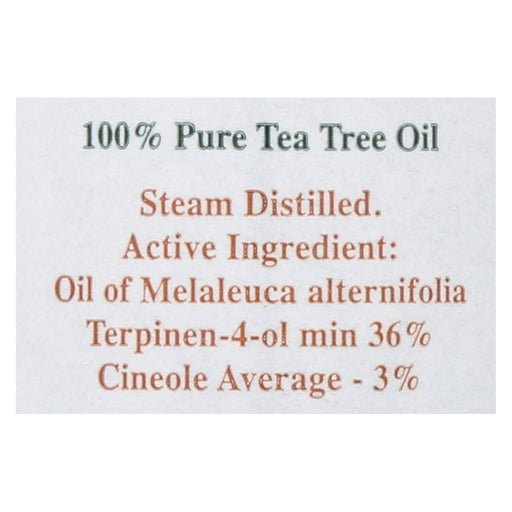Tea Tree Therapy Tea Tree Oil - 2 Fl Oz-Eco-Friendly Home & Grocery-Tea Tree Therapy-EpicWorldStore.com