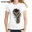 Teeheart Summer Naughty Cat 3D Lovely T Shirt Women Printing Originality O-Neck Short Sleeve-Tops & Tees-TEEHEART Store-ZA061-S-EpicWorldStore.com