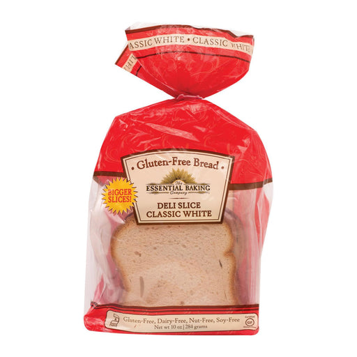 The Essential Baking Company Deli Slice White Bread - Deli Slice White Bread - Case Of 6 - 10 Oz.-Eco-Friendly Home & Grocery-Essential Baking Company-EpicWorldStore.com