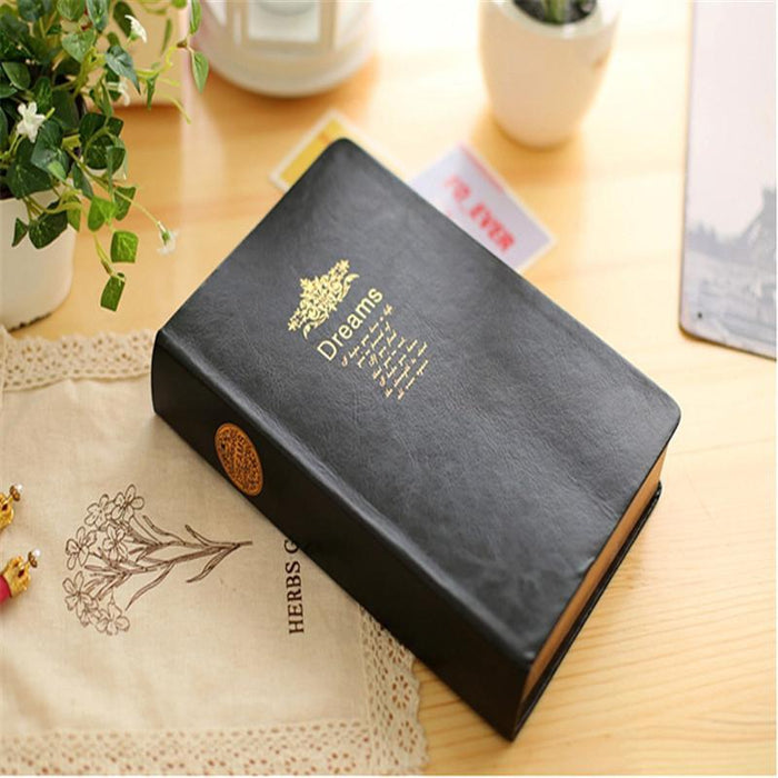 the latest ultra thick dream theme notebook school office stationery