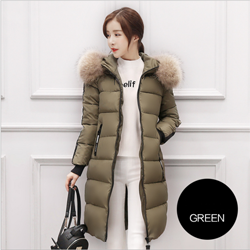 Top Brand New Parkas Female Women Winter Coat Thickening Cotton Jacket Outwear Long-Jackets & Coats-ZHIYAN Store-2B-M-EpicWorldStore.com
