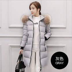 Top Brand New Parkas Female Women Winter Coat Thickening Cotton Jacket Outwear Long-Jackets & Coats-ZHIYAN Store-3B-M-EpicWorldStore.com