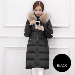 Top Brand New Parkas Female Women Winter Coat Thickening Cotton Jacket Outwear Long-Jackets & Coats-ZHIYAN Store-4B-M-EpicWorldStore.com