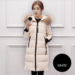 Top Brand New Parkas Female Women Winter Coat Thickening Cotton Jacket Outwear Long-Jackets & Coats-ZHIYAN Store-5B-M-EpicWorldStore.com