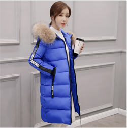 Top Brand New Parkas Female Women Winter Coat Thickening Cotton Jacket Outwear Long-Jackets & Coats-ZHIYAN Store-6B-M-EpicWorldStore.com