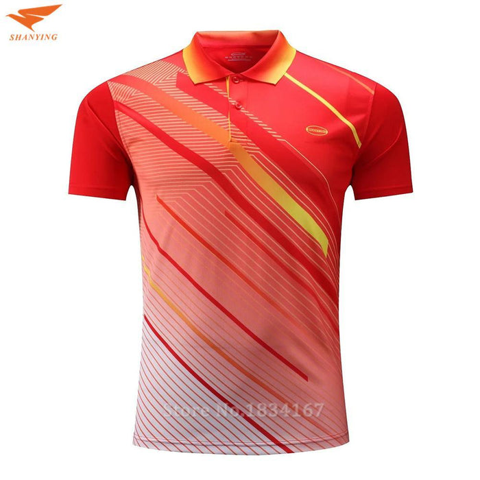 60f413c6 Top Quality Golf Shirt Men Sportwear Polo Shirt Tennis Clothing