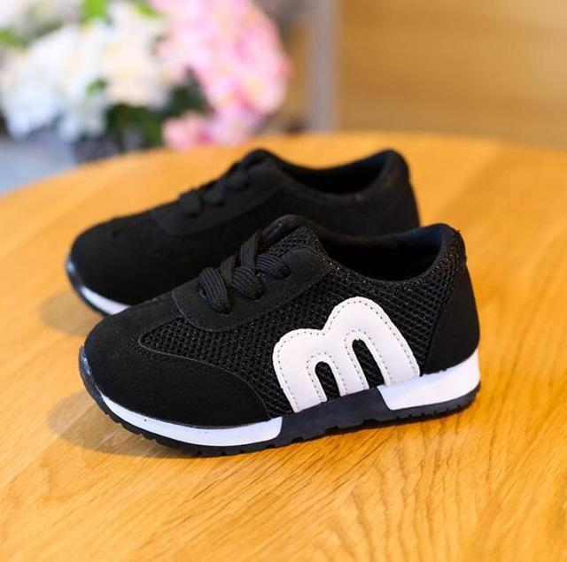 8ca2f993ddb Top Selling Children Shoes Boys And Girls Sports Casual Shoes Kids  Breathable Sneakers