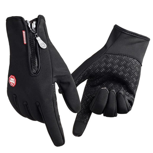 Top Selling New Arrived Brand Women Men Ski Gloves Snowboard Gloves Motorcycle Riding Winter Touch-Shooting-Fitness Factory Store-Black-S-EpicWorldStore.com