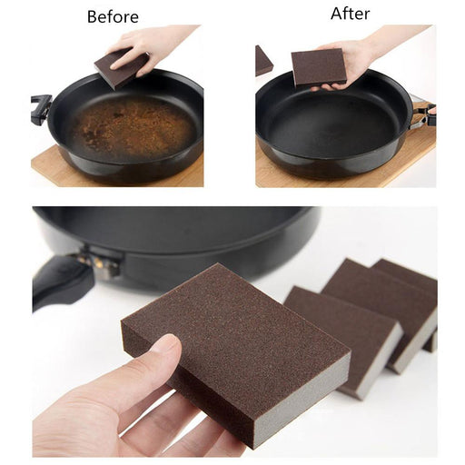 Topincn High Quality 1Pc Carborundum Magic Sponge Brush Kitchen Home Washing Cleaning Cleaner Tool-Household Cleaning-GlobeSuper Shopping Store-Thin-EpicWorldStore.com