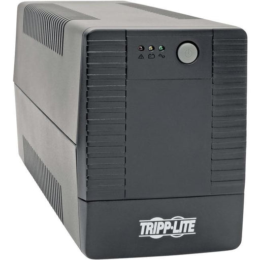 Tripp Lite 650Va 480W Ups Tower Battery Back Up Desktop Avr 120V Usb-Computers & Electronics-Tripp Lite-EpicWorldStore.com