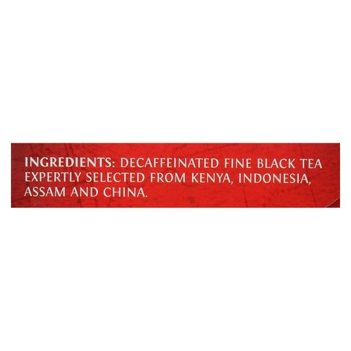 Twining'S Tea Breakfast Tea - English, Decaffeinated - Case Of 6 - 20 Bags-Eco-Friendly Home & Grocery-Twinings Tea-EpicWorldStore.com