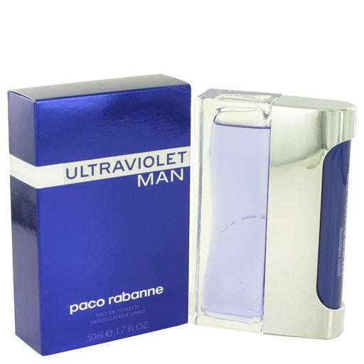 Ultraviolet By Paco Rabanne Eau De Toilette Spray 1.7 Oz For Men