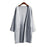 Ulzzang Girl Casual Long Knitted Cardigan Autumn Korean Women Loose Solid Color Pocket Design-Sweaters-Knitwear clothes Store-gray S031-S-EpicWorldStore.com