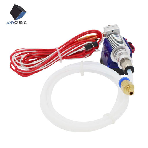 V6 J-Head Hotend Bowden Extruder Full Set With Fan, 12V Heater,Ptfe Tubing For 0.4Mm 1.75Mm Bowden-Office Electronics-ANYCUBIC Official Store-EpicWorldStore.com