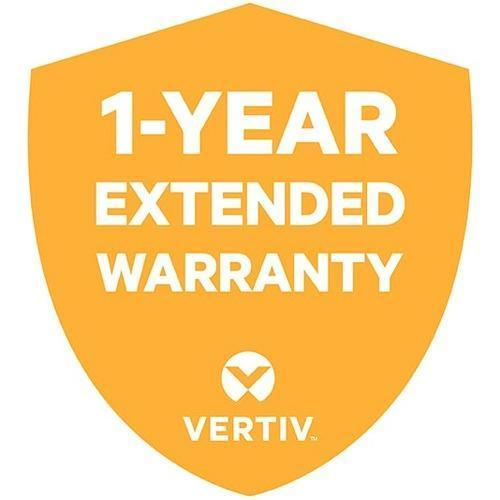 Vertiv 1 Year Silver Hardware Extended Warranty For Vertiv Avocent Acs 5000-Acs 6000-Acs 8000-Computers & Electronics-Vertiv-EpicWorldStore.com
