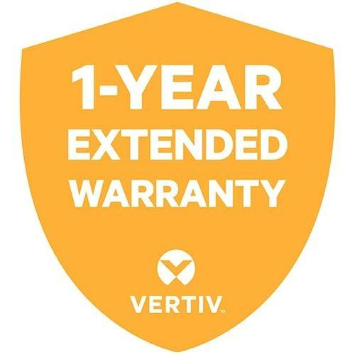 Vertiv 1 Year Silver Hardware Extended Warranty For Vertiv Cybex Sc 800-900 Series Secure Desktop-Computers & Electronics-Vertiv-EpicWorldStore.com