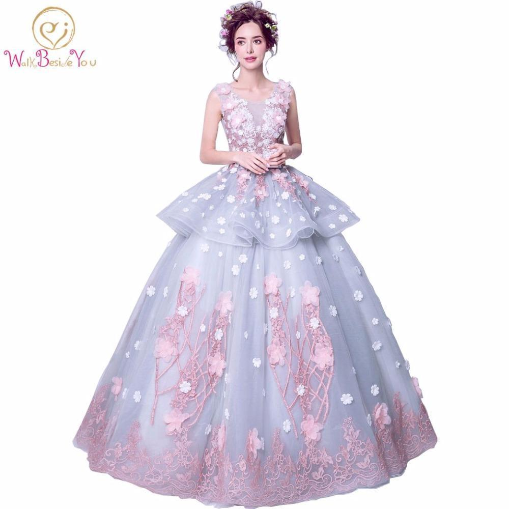 d4679164b Ball Gown Quinceanera Dresses