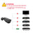 Video Surveillance Camera 1080P Ahd Sony Imx323 Cctv Camera 2.0 Mega Pixel Ir Night Vision Outdoor-Witrue Official Store-White-PAL-3.6mm-EpicWorldStore.com