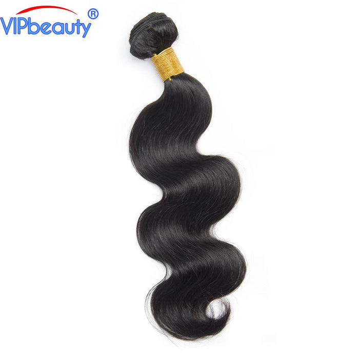 Vip Beauty Malaysian Body Wave Non Remy Hair Extension Human Hair