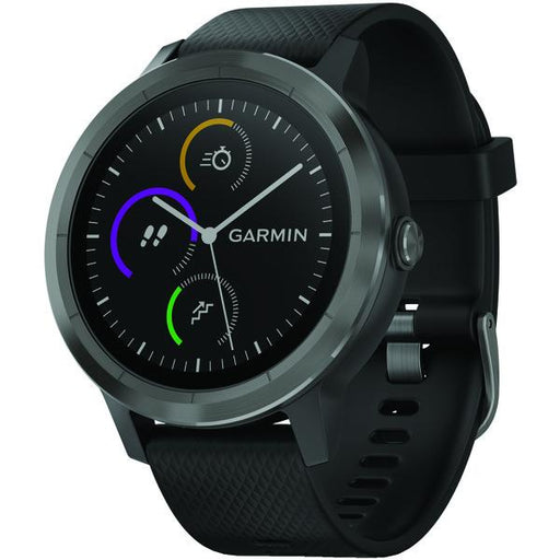 Vivoactive(R) 3 (Black With Slate Hardware)-Outdoor Recreation & Fitness-EpicWorldStore.com-EpicWorldStore.com