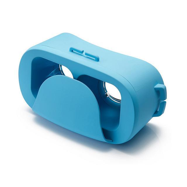 Vr Box 3D Virtual Reality Goggles Mini Vr Glasses Google Cardboard For  Android Ios Smartphone