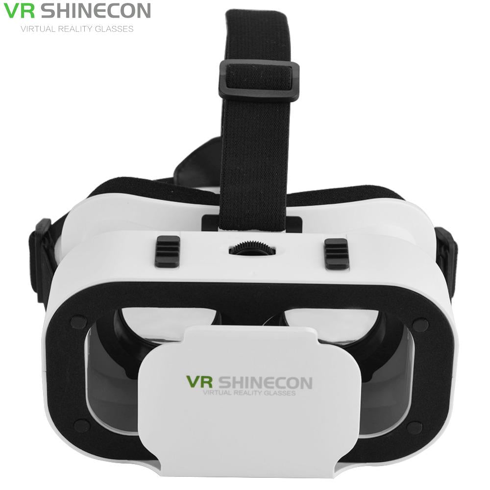 58635d32e80 Vr Shinecon 5.0 Glasses Virtual Reality Vr Box 3D Glasses For 4.7-6.0 Inch  Phone