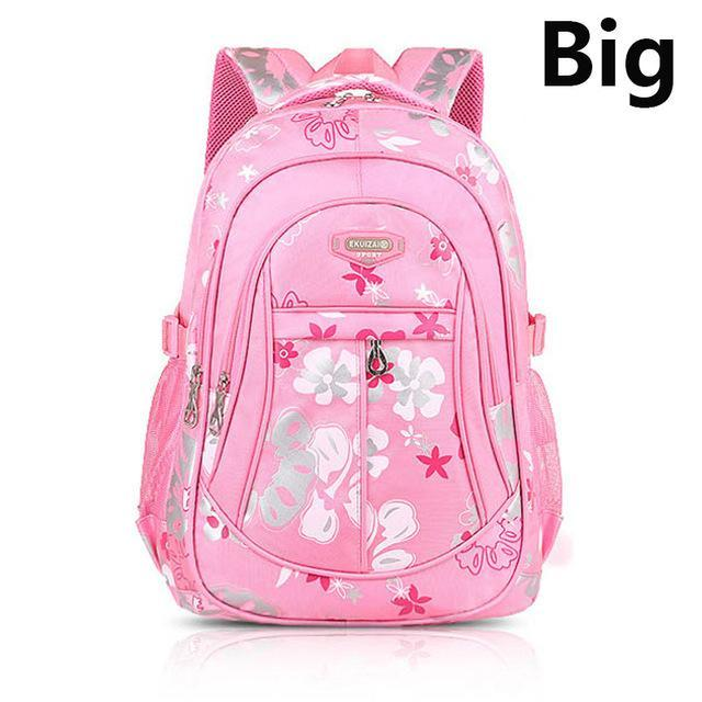 Vrtrend Junior High School Backpacks For Girls Primary Kids Bags High  Quality Large Size Capacity- 0168e8ffc5d8