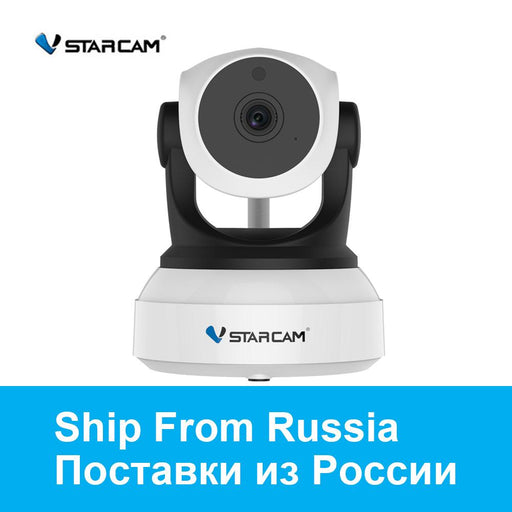 Vstarcam C7824Wip 720P Hd Video Surveillance Camera Cctv Ip Camera Wireless Ir-Cut Camera Wifi-Security IP camera Store-EU Plug-EpicWorldStore.com